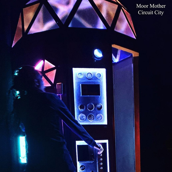 Moor Mother - Circuit City (orange vinyl)