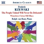 frederic rzewski - the people united will never be defeated!