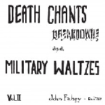 john fahey - death chants breakdowns and military waltzes (blue vinyl)