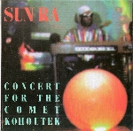 sun ra - concert for the comet kohoutek