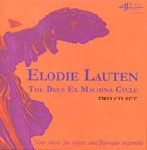 elodie lauten - the deus ex machina cycle