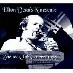 elton dean's ninesense - the 100 club concert 1979