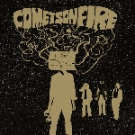 comets on fire - s/t