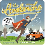 sufjan stevens - the avalanche (white / orange)
