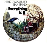 heikki sarmanto big band - everything is it