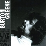 burton greene - live at the woodstock playhouse 1965