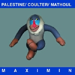 palestine / coulter / mathoul - maximin