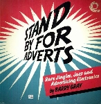 barry gray - stand for adverts - rare jingles, jazz and advertising electronics