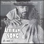 famoudou don moye - enoch williamson - afrikan song