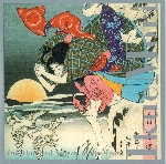 ikue mori - one hundred aspects of the moon