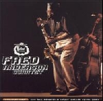 fred anderson quartet - live at the velvet lounge vol.I