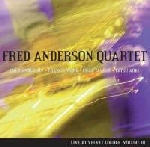 fred anderson quartet - live at velvet lounge vol.III