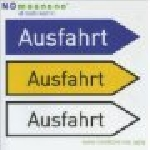 no meansno - all roads lead to ausfahrt some conditions may apply