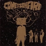 comets on fire - comets on fire