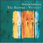 malcolm goldstein - the seasons : vermont