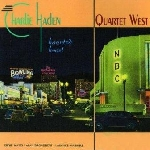 charlie haden quartet west - haunted heart
