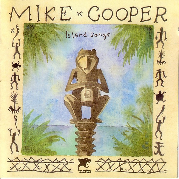 mike cooper - island songs