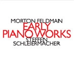 morton feldman - early piano works
