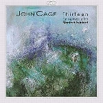 john cage - thirteen - ensemble 13 - manfred reichert