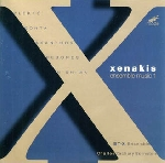 iannis xenakis - ensemble music 1