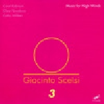 giacinto scelsi - music for high winds