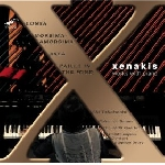 iannis xenakis - works with piano