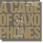 john cage - the works for saxophone 3 & 4