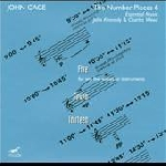 john cage - the number pieces 6