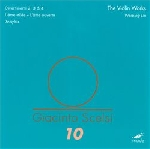 giancinto scelsi - the violin works 10