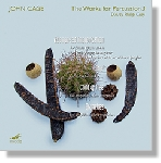 john cage - the works for percussion 3