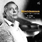 karlheinz stockhausen - complete early percussion works