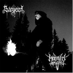 sargeist / horned almighty - almighty