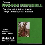 roscoe mitchell quartet (muhal richard abrams - george lewis - spencer barefield) - s/t