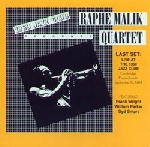 raphe malik quartet - last set : live at the 1369 jazz club