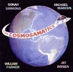 the cosmosamatics (simmons - marcus - lundy - rosen) - s/t