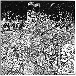 black pus / oozing wound - split lp