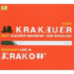 david krakauer (klezmer madness ! and socalled) - live in krakow
