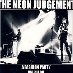 the neon judgement - a fashion party