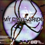 my dying bride - 34.788%... -digi-