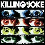 killing joke - extremities, dirt & various repressed emotions (blue vinyl)