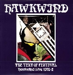 hawkwind - the text of festival - hawkwind live 1970-2