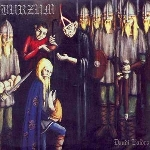 burzum - daudi baldrs (180 gr coloured ed.)