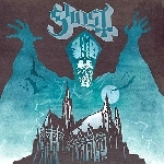 ghost - opus eponymous (gold wax)