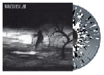 burzum - aske (grey black / white splatter)