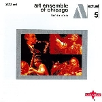 art ensemble of chicago - live in paris
