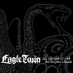 eagle twin - the feather tipped the serpent's scale