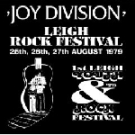 joy division - leigh rock festival 1979