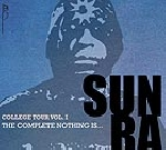 sun ra - college tour volume one