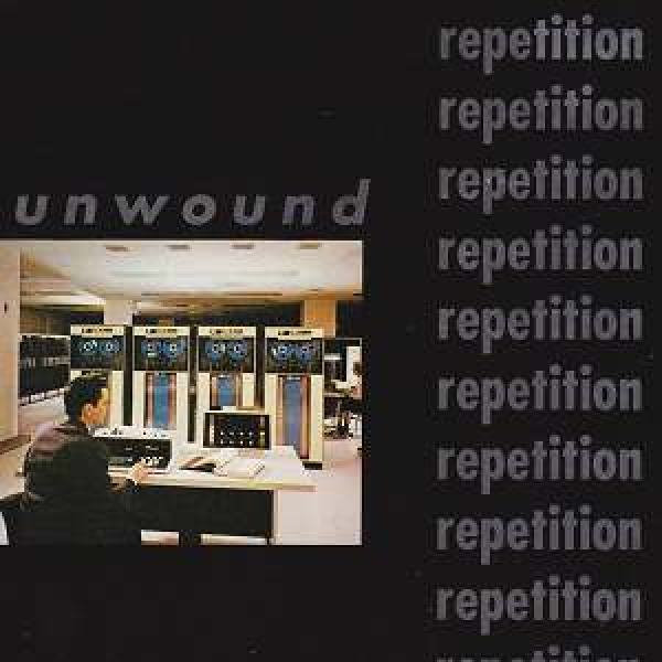 Unwound - Repetition (silver marble vinyl)