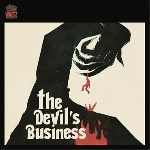 justin greaves (crippled black phoenix) - the devil's business (o.s.t)